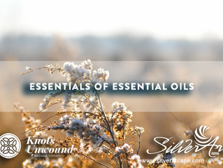 Essentials of Essential Oils