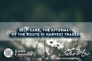 Selfcare, the aftermath of the route 91 harvest tragedy