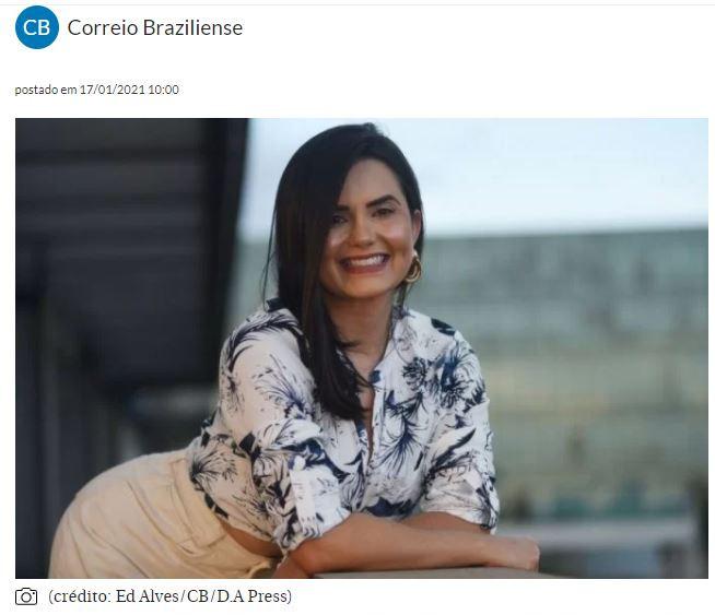 Reportagem do Jornal Correio Braziliense: Mesmo com pandemia, cirurgias plásticas continuam em alta. Leia Mais no Blog da Clínica de Cirurgia Plástica Doutor Plástica