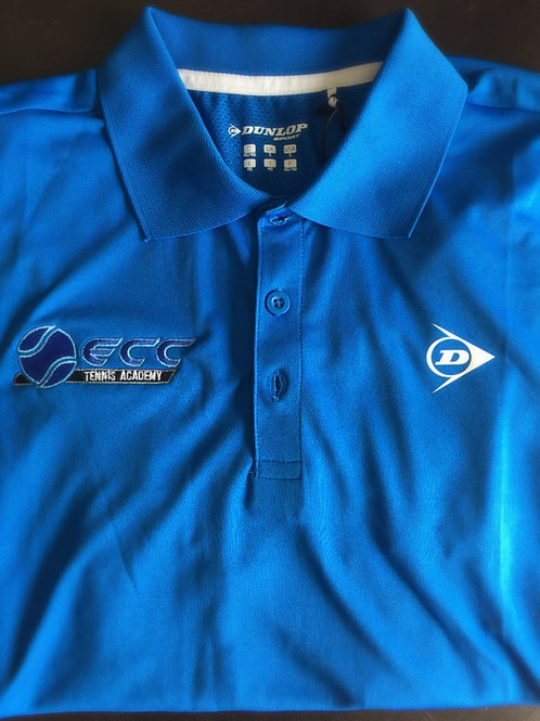 ECC Performance Polo Tops - Adult