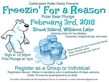 Come out and join us for Freezin' For a Reason.