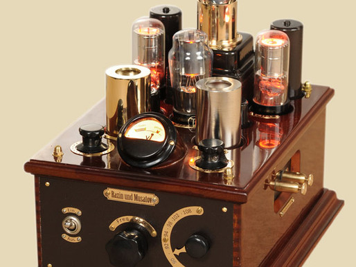 什麼是揚聲器放大器類和真空管?