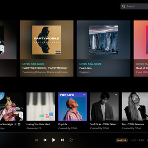 Which streaming service sounds the BEST?