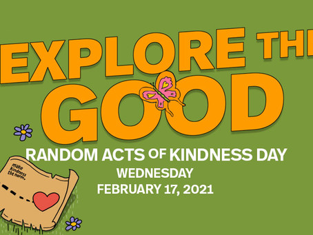 Free Digital Gifts for Random Acts of Kindness Week!