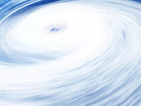 台風1号発生