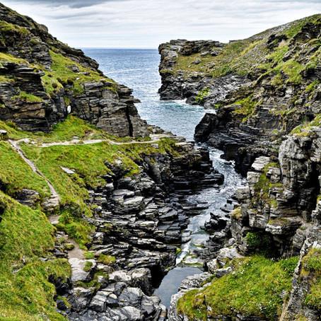 Top 5 Snorkelling spots in Cornwall