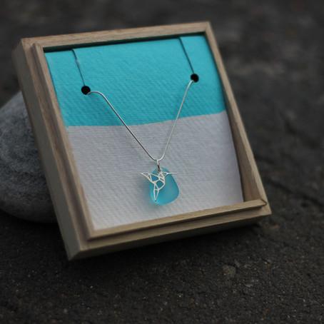 Top 5 Sea Glass Necklaces 2019