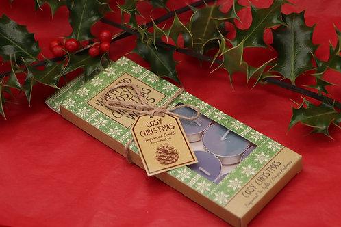 Cosy Christmas Tea Lights