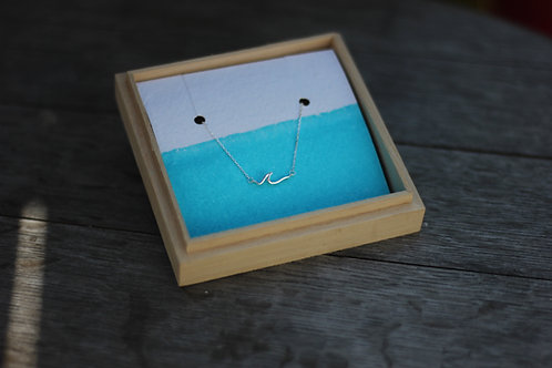 MINI WAVE NECKLACE