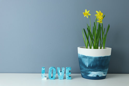 LOVE - LIGHT BLUE