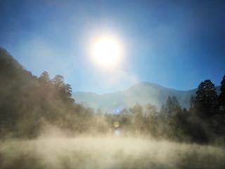 蒙霧升降【七十二候】