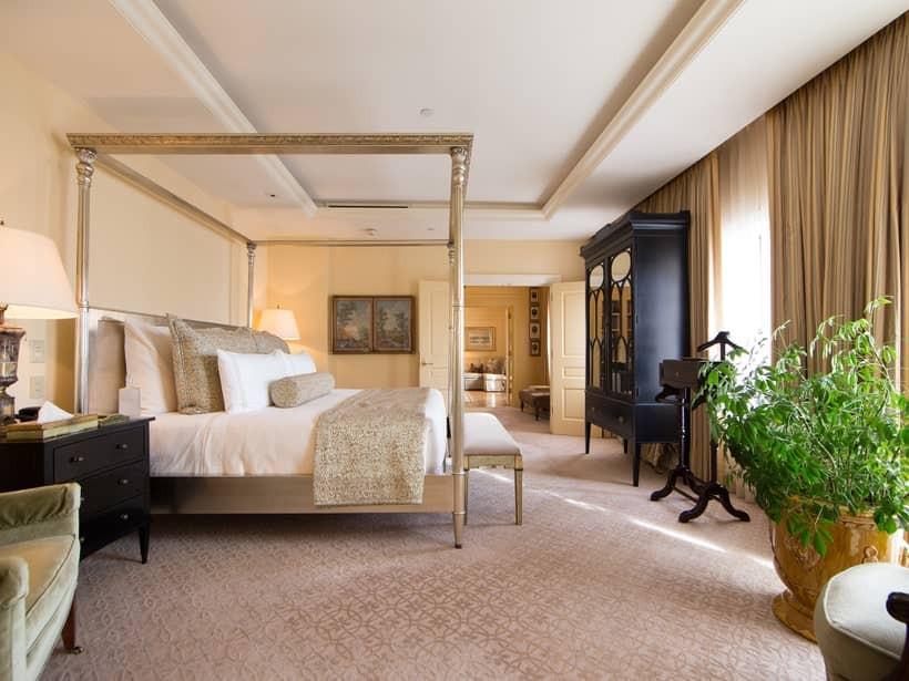 Jefferson Hotel Room DC