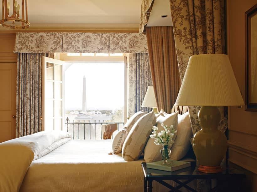 The Hay Adams Hotel