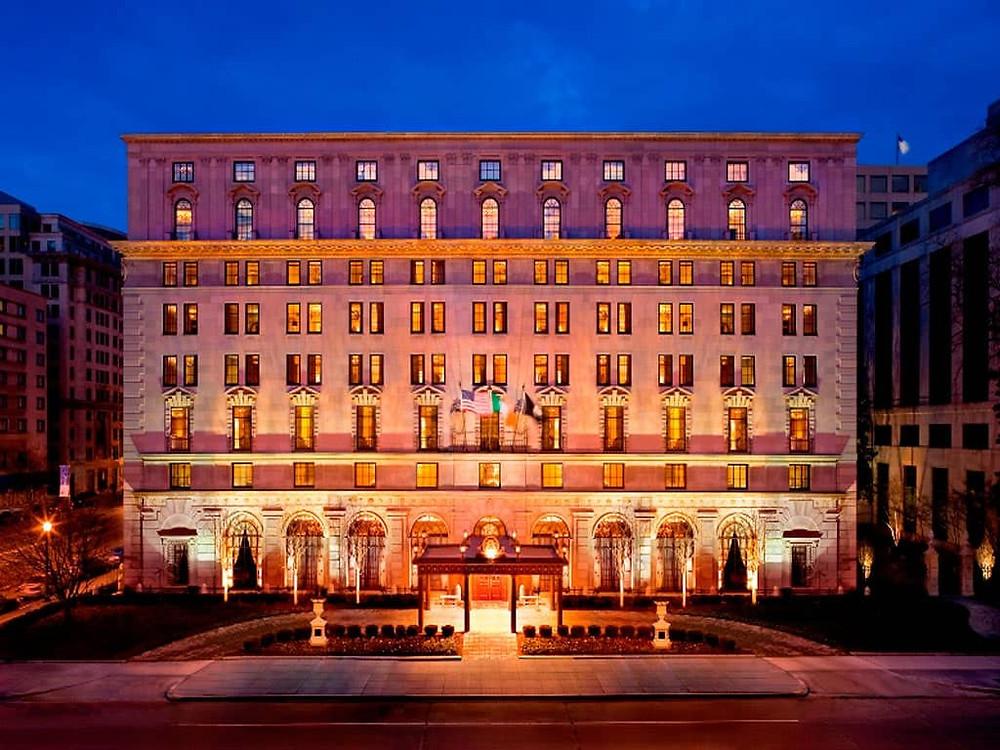 St Regis Hotel Washington DC