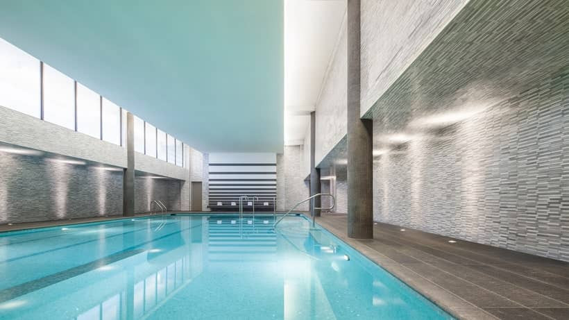 Watergate Hotel Pool
