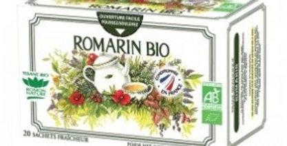 Tisane Romarin Bio 20 sachets