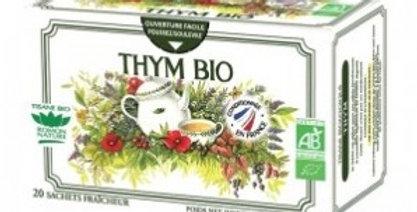 Tisane Thym Bio 20 sachets