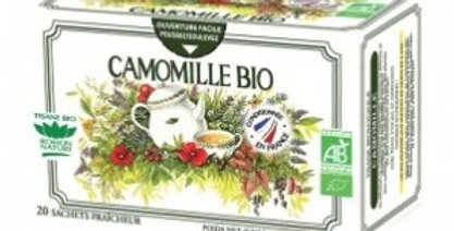 Tisane Camomille Bio 20 sachets