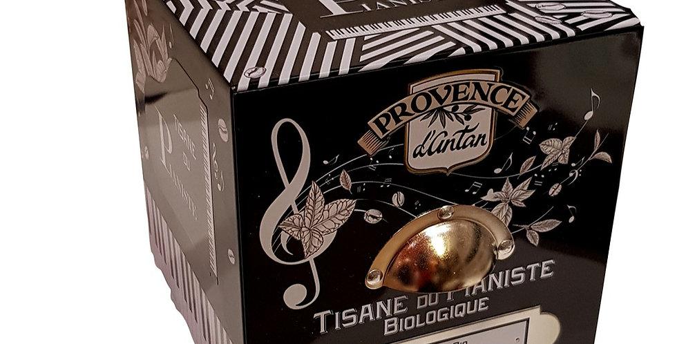 Tisane du Pianiste - 24 sachets.