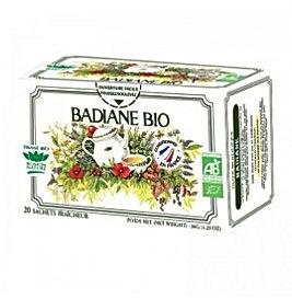 Tisane Badiane Bio 20 sachets