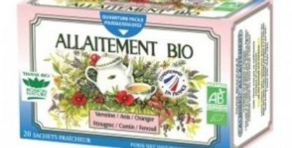 Tisane Allaitement Bio 20 sachets