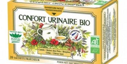 Tisane Confort urinaire bio 20 sachets