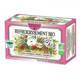 Refroidissement Bio - boite de 20 sachets