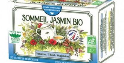 Infusion Sommeil Jasmin Bio 20 sachets