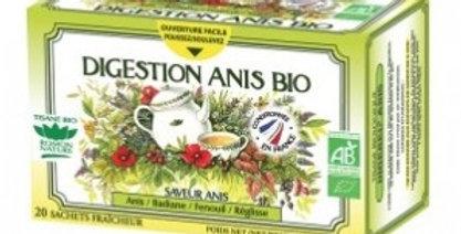 Tisane Digestion Anis Bio 20 sachets
