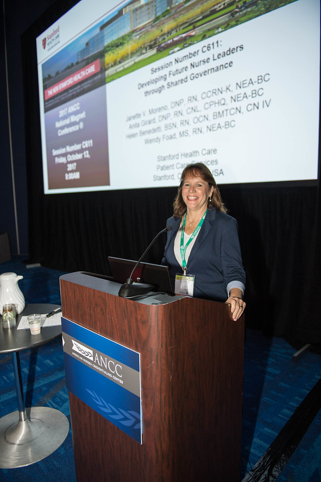 2017 Stanford Magnet Helen Benedetti