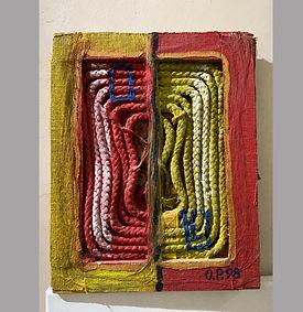 "Олег Рябов. Oleg Riabov. 1998. ""Overcoming the Maze"""