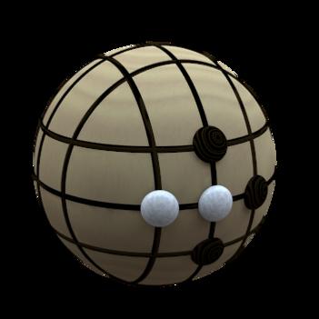 3x3x3 Sphere
