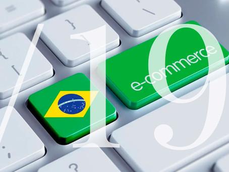 A evolução do e-commerce no Brasil em 2019