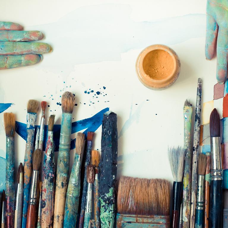 【休日コース】思考と生活に変化をもたらすアート術  6回シリーズ講座・休日申込み