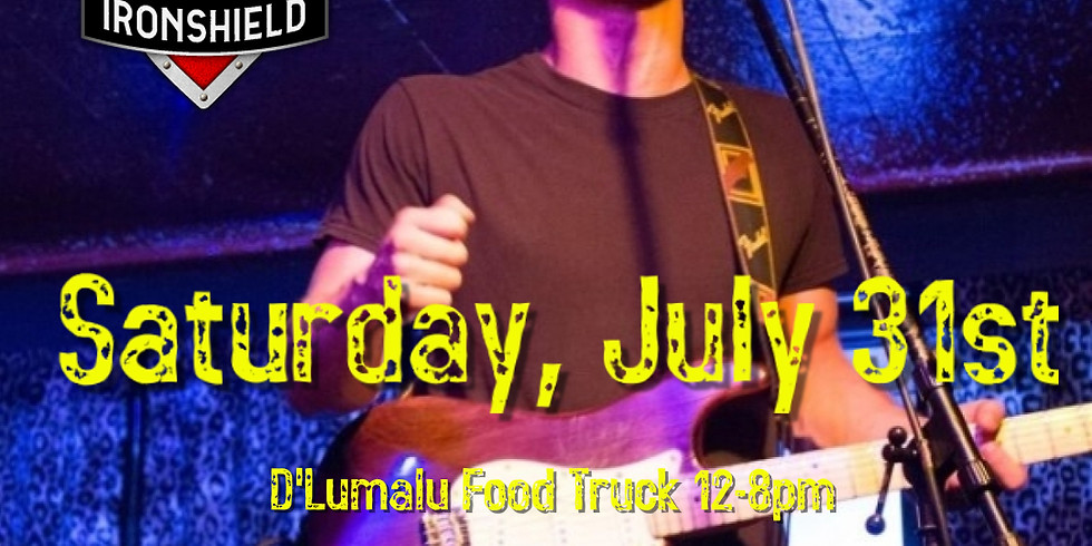 D' Lumalu Food Truck & Robert Jones Live Music
