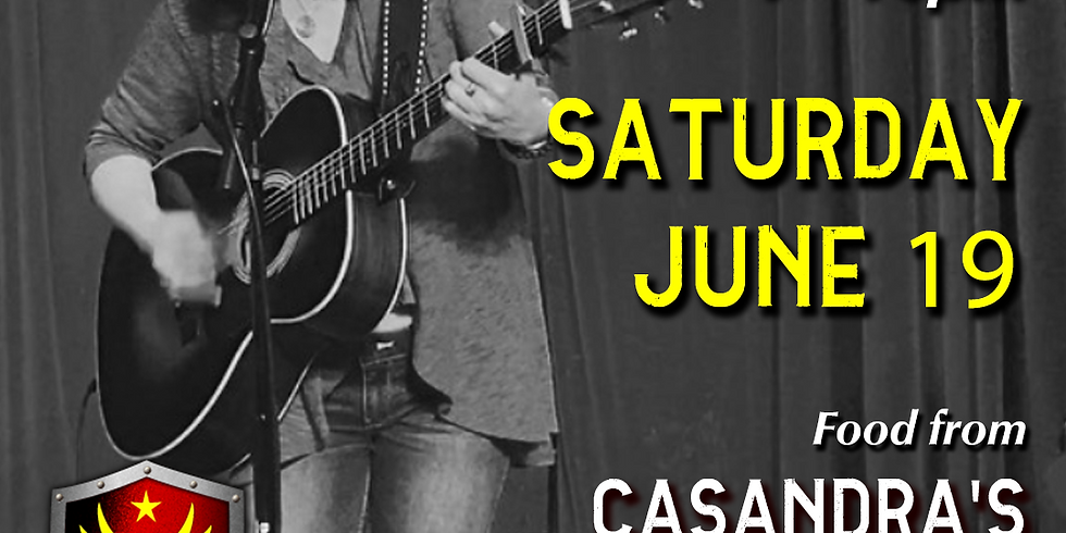 Julie Gribble Live Music & Catering by Cassandra