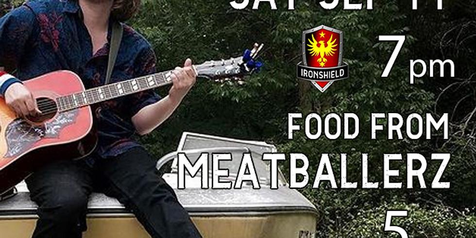 Tyler Sloan Live Music & Meatballerz Food Truck