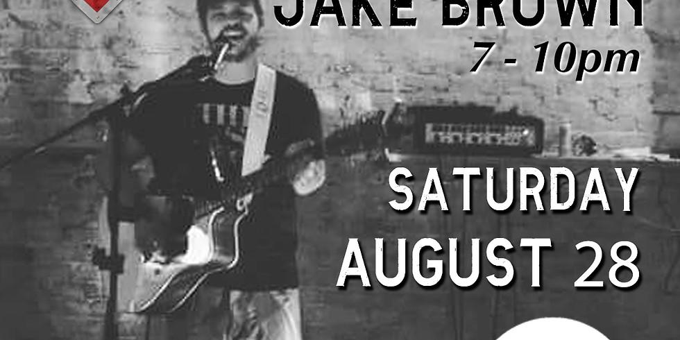 Jake Brown Live Music & D'Lumalu Food Truck