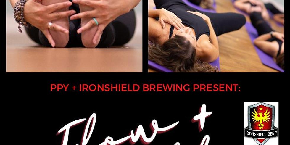 Flow + Flight With Performance Power Yoga