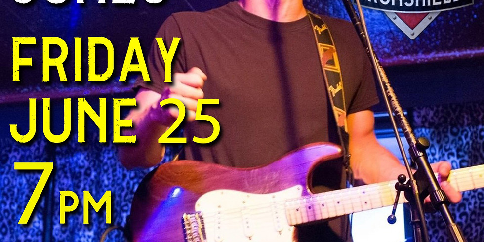 LIL PIZZA TRUCK & Robert Jones Live Music