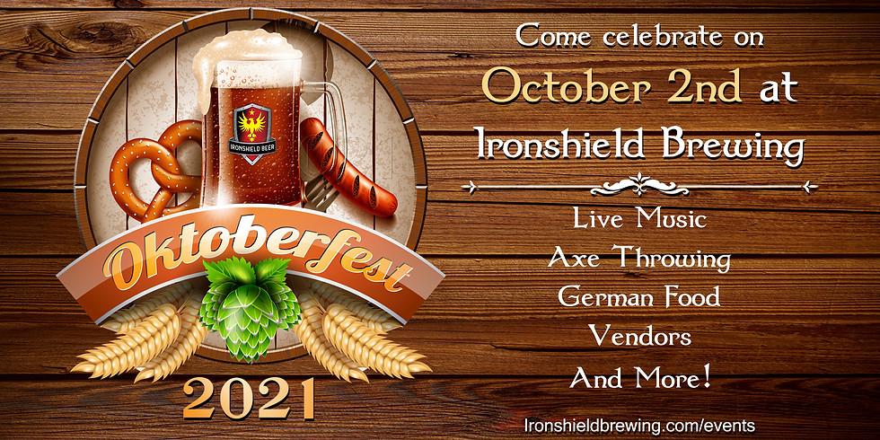 Oktoberfest at IRONSHIELD