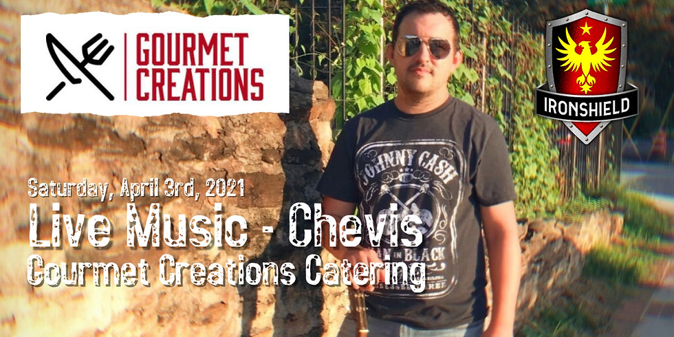 Chevis Live Music & Gourmet Creations Catering