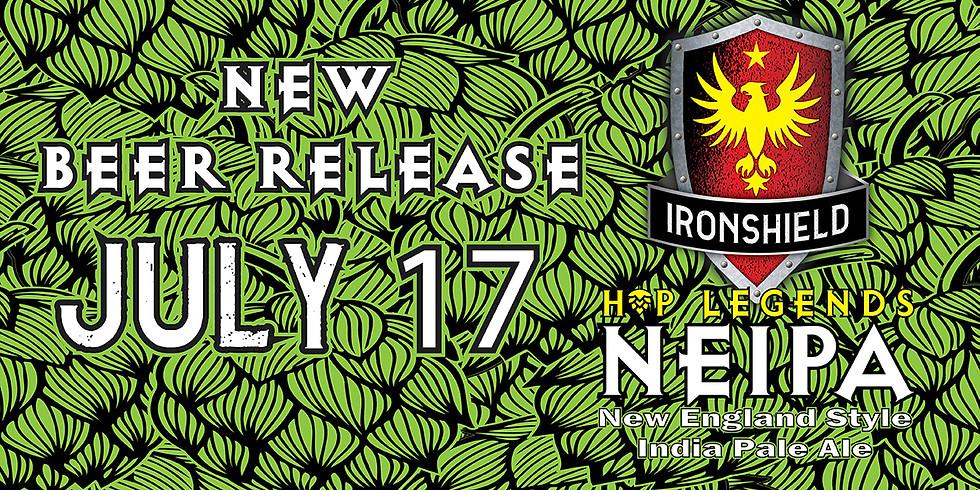 Hop Legends NEIPA Release
