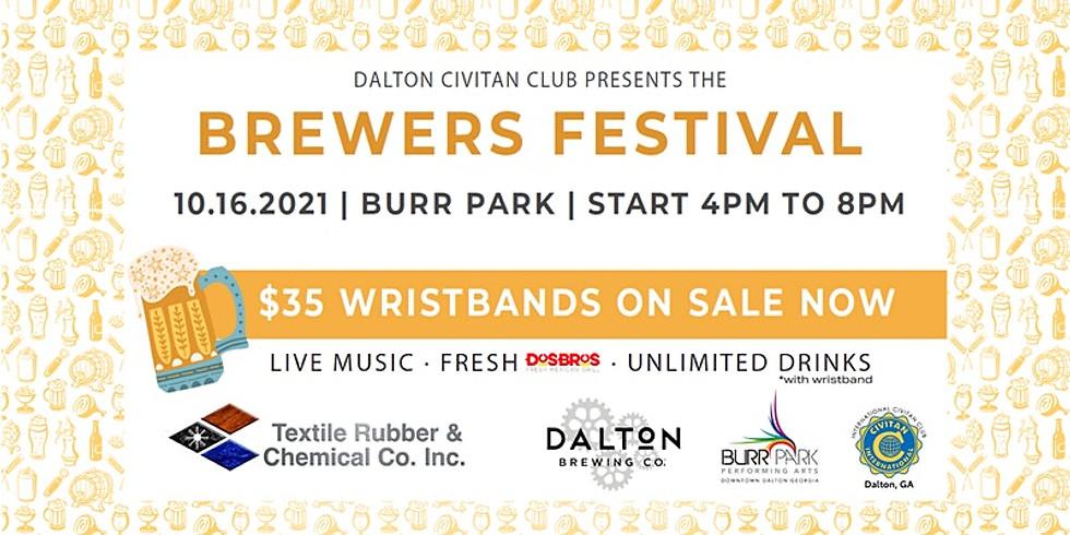 2021 Dalton Civitan Brewers Festival