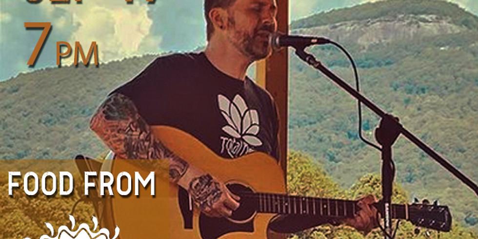 Kris Anderson Live Music & El Tacoman Street Tacos