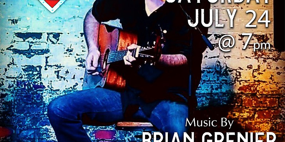 Brian Grenier  Live Music & Catering by Cassandra