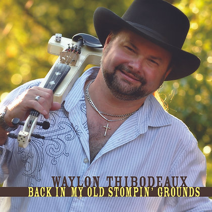 Back To My Old Stompin' Grounds  CD