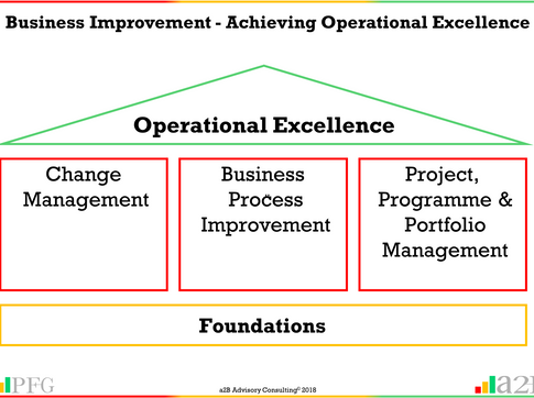 Business Improvement - Achieving Operational Excellence and Our Point of View