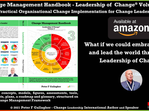 Change Management Handbook - Practical Organisational Change Implementation for Change Leaders