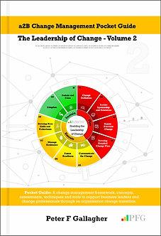 a2B Change Management Framework Roadmap